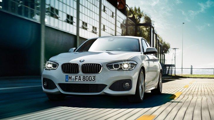 ราคา BMW 1เริ่มต้นที่  2,069,000 บาท