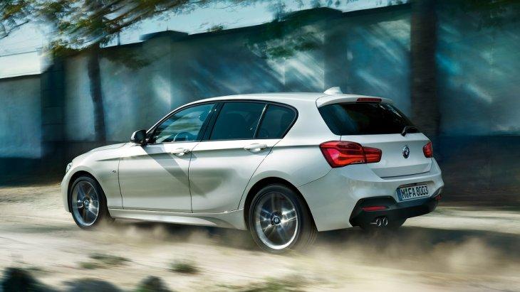 BMW 1 มาพร้อมกับความปราดเปรียว โฉบเฉี่ยว สไตล์สปอร์ต เหนือระดับด้วยภาพลักษณ์ที่ทันสมัย