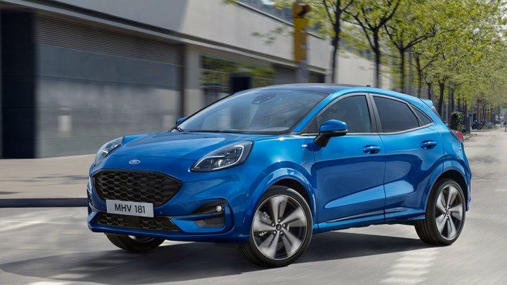 All-new Ford Puma 2020 รถครอสโอเวอร์รุ่นใหม่จาก Ford เปิดตัวในเยอรมนี ท็อปทั้งฟอร์มและฟังก์ชัน เทคโนโลยีอัดเต็มในครอสโอเวอร์คันนี้