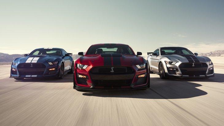 ปัจจุบันถ้าจะมีอะไรแสดงแนวคิดความเป็นอเมริกันได้ดี หนึ่งในนั้นอาจต้องมีอเมริกันมัสเซิลคาร์อย่าง Ford Mustang Shelby GT500 2020 ที่เพิ่งเปิดสเปกอย่างเป็นทางการหลังจากชิมลางไปหลายตัว
