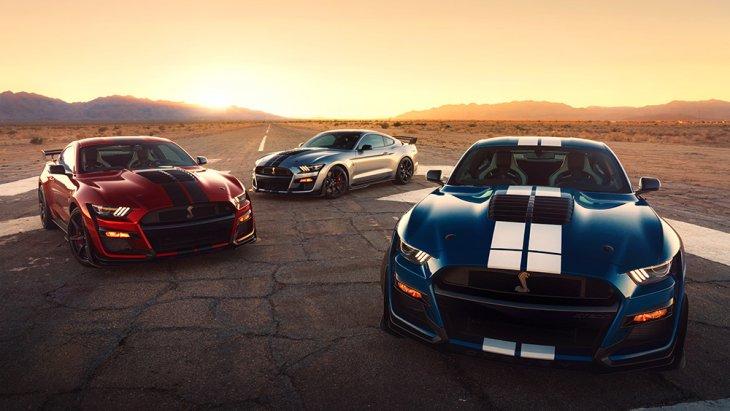 Ford Mustang Shelby GT500 2020 คือรถคูเป้ธรรมดา ที่ถูกโมดิฟายจากโรงงาน  ให้มีกำลังสูง ในงบที่ต่ำกว่ารถสปอร์ตแท้