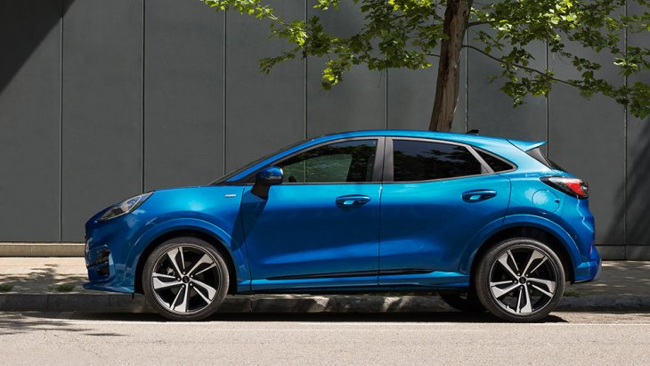ดีไซน์ภายนอกของ  Ford Puma 2020 จะฉีกไปจาก Ford EcoSport และเป็นแนวทางเดียวกับ All-new Ford Kuga 2020 คือเน้นความสปอร์ต
