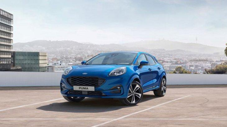 เรียกเสียงตอบรับจากสาวกค่ายฟอร์ดที่รักความคล่องตัวได้เป็นอย่างดีสำหรับ Ford Puma 2020 ที่มาพร้อมรูปทรงสุดกะทัดรัดเหมาะสำหรับการขับขี่ในพื้นที่มีการจราจรแออัด หรือ เส้นทางขรุขระก็ได้อีกเช่นกัน