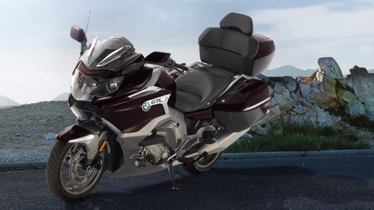 BMW K 1600 GTL  มอเตอร์ไซค์ทัวร์ริ่ง หรูหรา ระดับพรีเมียม ในสไตล์เฟิร์สคลาส