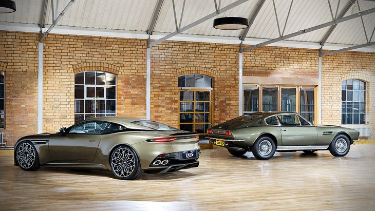 Aston Martin DBS Superleggera Special Edition ขายหมดไปก่อนหน้านี้ และ Aston Martin จะเริ่มส่งมอบได้ในไตรมาสที่ 4 ของปี 2019