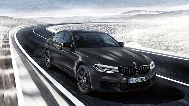 สำหรับ BMW M5 Edition 35 (F90) ปี 2019 ยังคงดูเป็นรถซีดานปกติธรรมดา ภายใต้เปลือกนอกที่ไม่กระโตกกระตากนัก