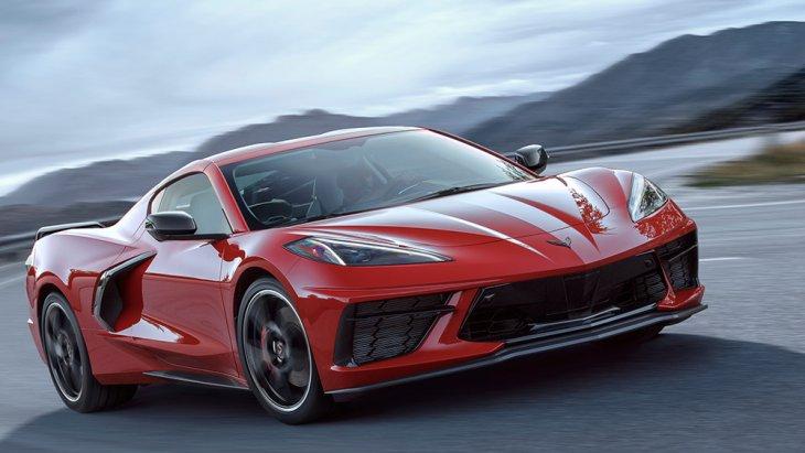ตั้งแต่ยุค 60 พยายามนำเสนอ Lay-out นี้ผ่านรถแนวคิด (Concept Car) มาอย่างต่อเนื่อง เป็นต้นว่า Chevrolet Astro I, Astro II, Aerovette และ CERV III แต่ Chevrolet เพิ่งตัดสินใจผลิตจำหน่ายจริงก็ตอนนี้ปี 2019