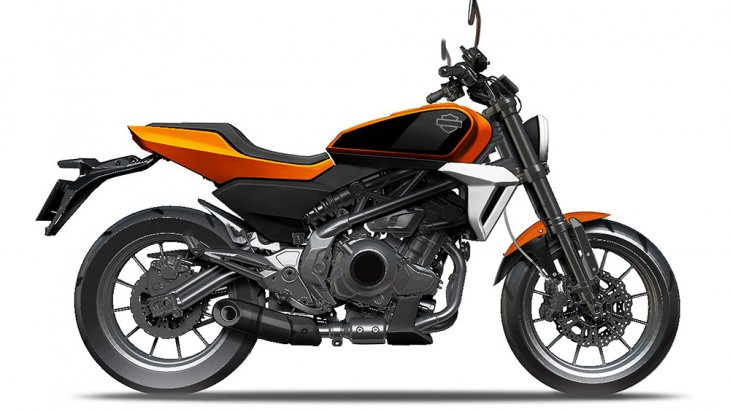 โดยมอเตอร์ไซค์พรีเมียมขนาดเล็กรุ่นใหม่ของ Harley-Davidson ที่ร่วมมือกันพัฒนากับ Qianjiang Motorcycle จะมีขนาดเครื่องยนต์ 338 ซี.ซี. ซึ่งกำลังเป็นที่นิยมในตลาดอาเซียน