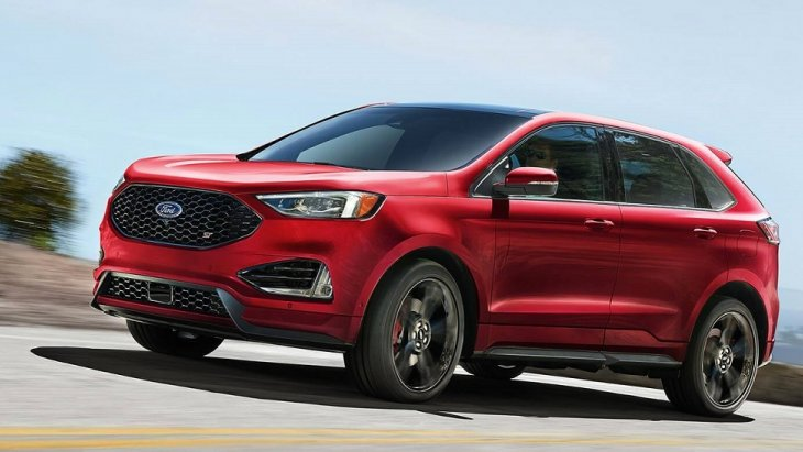 FORD EDGE 2019 รถ SUV คันแรกจาก Ford Performance Team