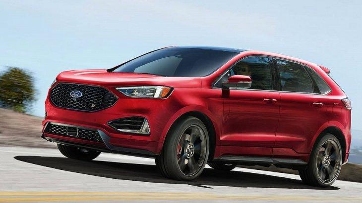 FORD EDGE 2019 รถ SUV คันแรกจาก Ford Performance Team