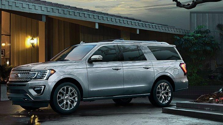 Ford Expedition 2019 รถ SUV ขนาดใหญ่ ที่มาพร้อมกับรางวัลการันตีที่กวาดมาแล้วมากมาย