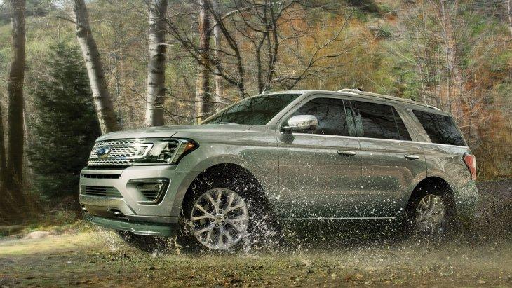 Ford Expedition 2019 พร้อมพาคุณออกไปลุยได้ในทุกสภาพถนน