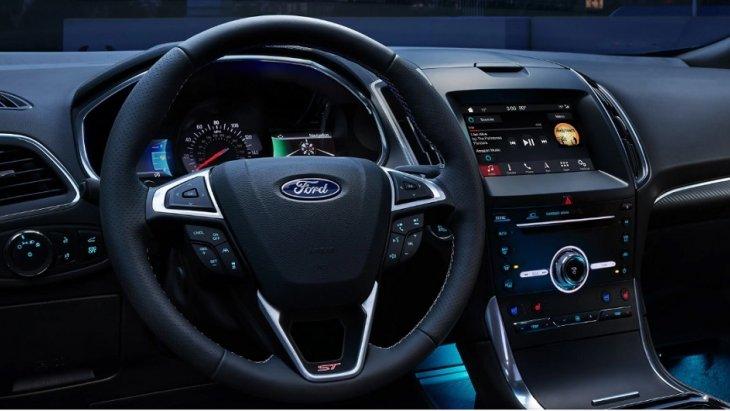 FORD EDGE 2019 มาพร้อมกับอุปกรณ์ ฟังก์ชั่นการใช้ และเทคโนโลยีที่ทันสมัย โดยออกแบบให้ผู้ขับขี่เป็นศูนย์กลาง เพื่อการใช้งานที่ง่าย สะดวก และปลอดภัย