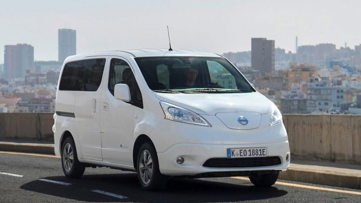 ALL NEW NISSAN E-NV200 COMBI 2019 รถตู้ระดับ VIP ขับเคลื่อนด้วยพลังไฟฟ้า 100%