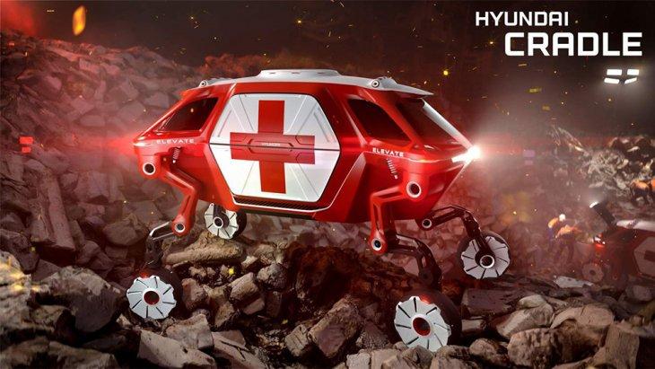 ใช้เป็นรถลำเลียง หรือใช้เป็นรถสำหรับกู้ภัยในยามเกิดภัยพิบัติร้ายแรง