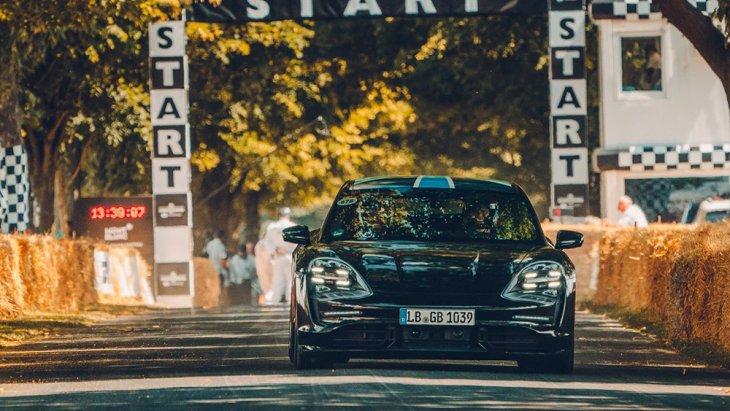 ต่อที่เทศกาล Goodwood Festival of Speed  ในแดนผู้ดี