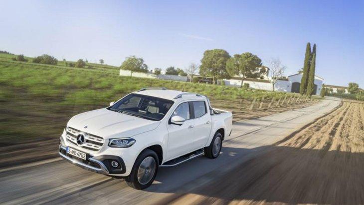 สำหรับราคาจำหน่ายของ Mercedes-Benz X-Class Element Edition ซึ่งจะมีจำหน่ายเฉพาะในอังกฤษ เริ่มต้นที่ 36,665 ปอนด์ หรือราว 1.5 ล้านบาท