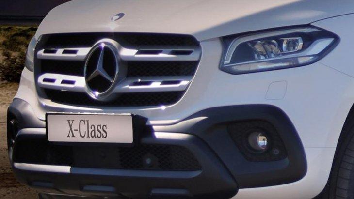 Mercedes-Benz X-Class Element Edition จะมีเฉพาะรุ่น Mercedes-Benz X 250 d ซึ่งใช้เครื่องยนต์ดีเซล คอมมอนเรล แบบ 4 สูบ เทอร์โบ 190 แรงม้า