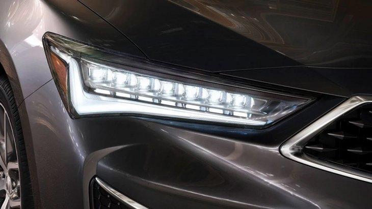 ไฟหน้าโปรเจคเตอร์ Jewel 7-LED สไตล์สปอร์ต สามารถปรับระดับสูง-ต่ำได้