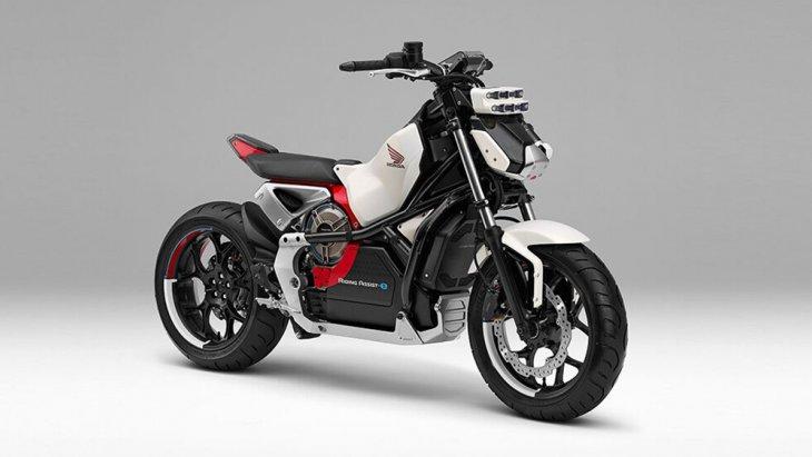 Honda Riding Asist-e Concept จะเพิ่มดีกรีความทันสมัยให้เข้ากับยุคด้วยการใช้ไฟฟ้าเป็นพลังขับเคลื่อน