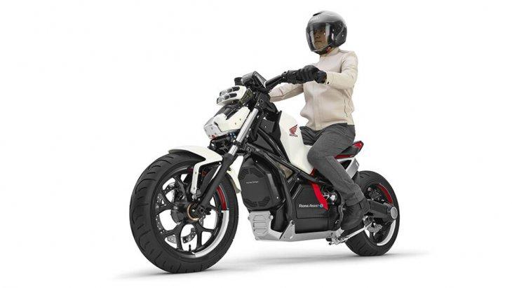 จึงถือว่าHonda Riding Asist-e Concept คือเนคเคดไบค์ไฟฟ้าสำหรับสายชิลล์ที่ชอบการขับขี่แบบเนิบๆ