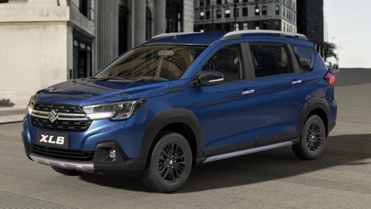 All-new Suzuki XL6 แบบไม่ซ้ำใคร ถึงแม้เนื้อแท้จะยังเป็น Suzuki Ertiga 2019