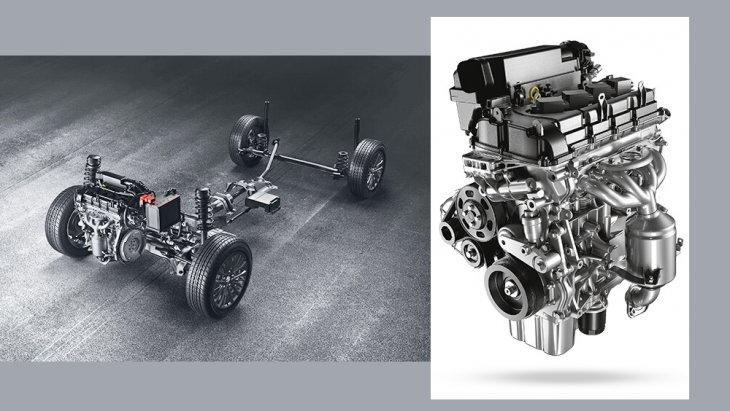 ขุมพลัง All-new Suzuki XL6 จะเป็นเครื่องยนต์เบนซิน 1.5 ลิตร Smart Hybrid (คือมีมอเตอร์ไฟฟ้าขนาดเล็ก หรือ Integrated Starter Generator ไว้สำหรับสตาร์ตเครื่องยนต์ ชาร์จไฟเข้าแบตเตอรี่และเสริมกำลังเครื่องยนต์เมื่อต้องการแรงบิดขณะเร่ง) ให้กำลังสูงสุด 105