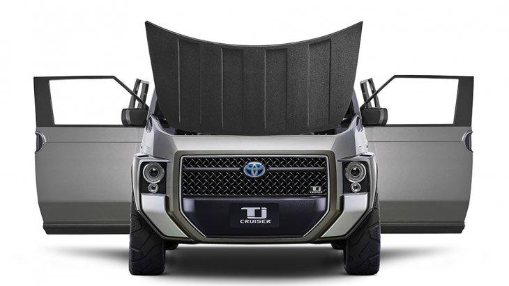 มีความลูกผสมระหว่าง MPV และ SUV ไลน์อัพใหม่จาก Toyota เอาใจไลฟ์สไตล์สายแอดเวนเจอร์