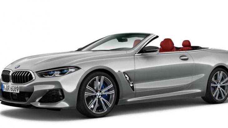 BMW 8 Series Convertible 2019 รถคูเป้เปิดประทุน