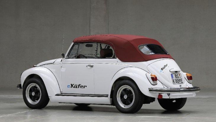 การนำ รถ Beetle มาใช้เป็นรถพลังงานไฟฟ้าถือเป็นการรวมเสน่ห์ของรถคลาสสิกระดับตำนานของค่ายเข้ากับการเดินทางในอนาคต