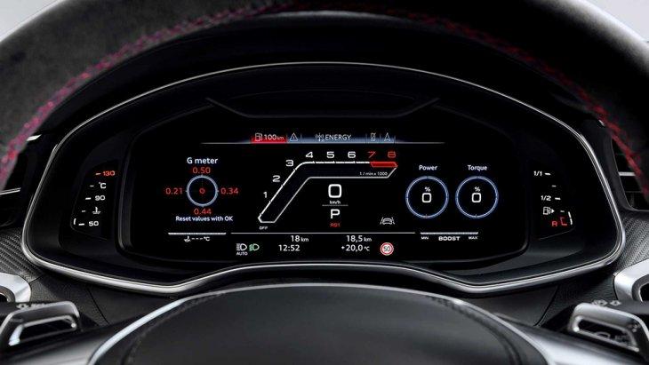 มาตรวัดแสดงสถานะการขับขี่ดิจิตอล