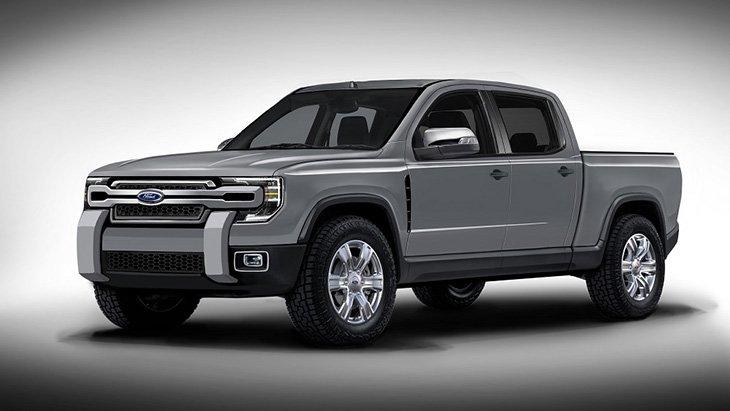 All-new Ford Ranger 2020 รถกระบะโฉมใหม่อีกรุ่นที่น่าจับตามากในปีหน้า