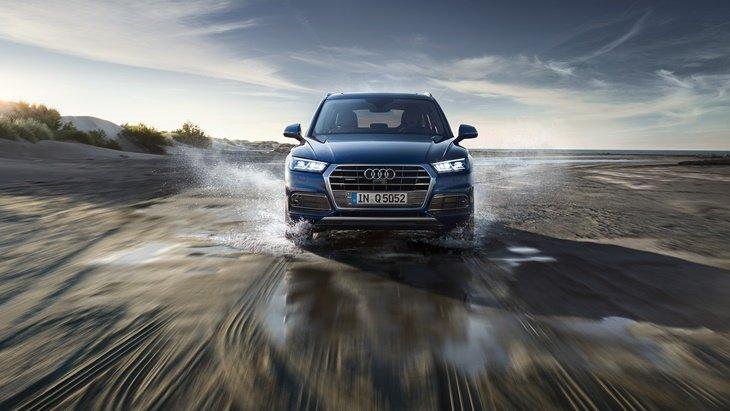ราคาและตารางผ่อน ดาวน์ Audi Q5