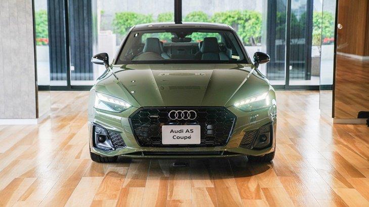 ราคาและตารางผ่อนดาวน์ Audi A5 2020