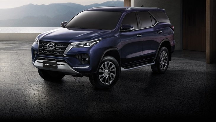 Toyota Fortuner 2020 เปิดตัวใหม่รุ่นไมเนอร์เชนจ์ เริ่ม 1.349 ล้านบาท