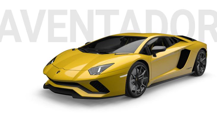 ราคา Lamborghini 2021 และตารางผ่อน ล่าสุด