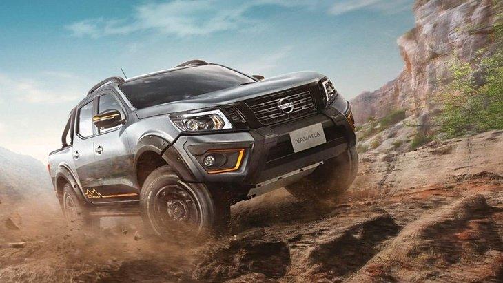 ราคาและตารางผ่อน ดาวน์ Nissan Navara N-Trek Warrior