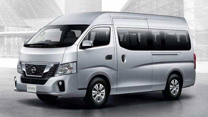 ราคาและตารางผ่อน Nissan Urvan