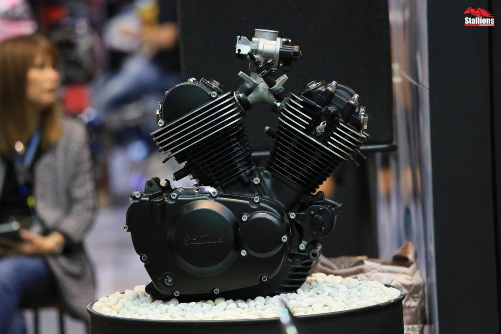 เครื่องยนต์ V-Twin