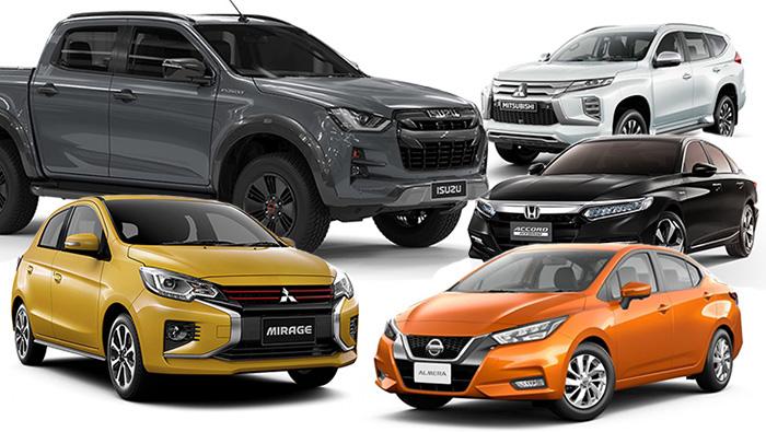 รวมดาวเด่นรถใหม่ 2019 ในไทย ตลอดปีที่ผ่านมา
