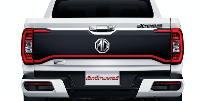 Tail lights and rear cover